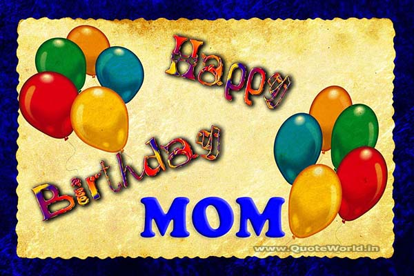 happy birthday mother images hd