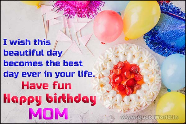 happy birthday mother quotes wallpapers cakes