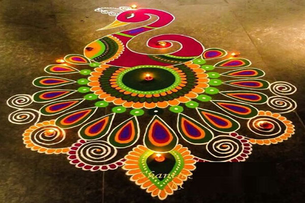 Images for diwali rangoli