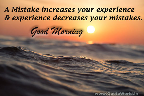 Thoughtful Good Morning Quotes