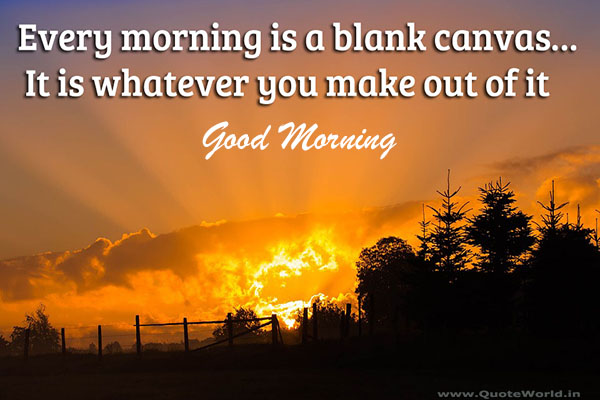 Best Good Morning Messages and Best Good Morning Wishes