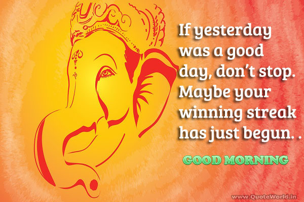 Free Good Morning Images For WhatsApp And Facebook