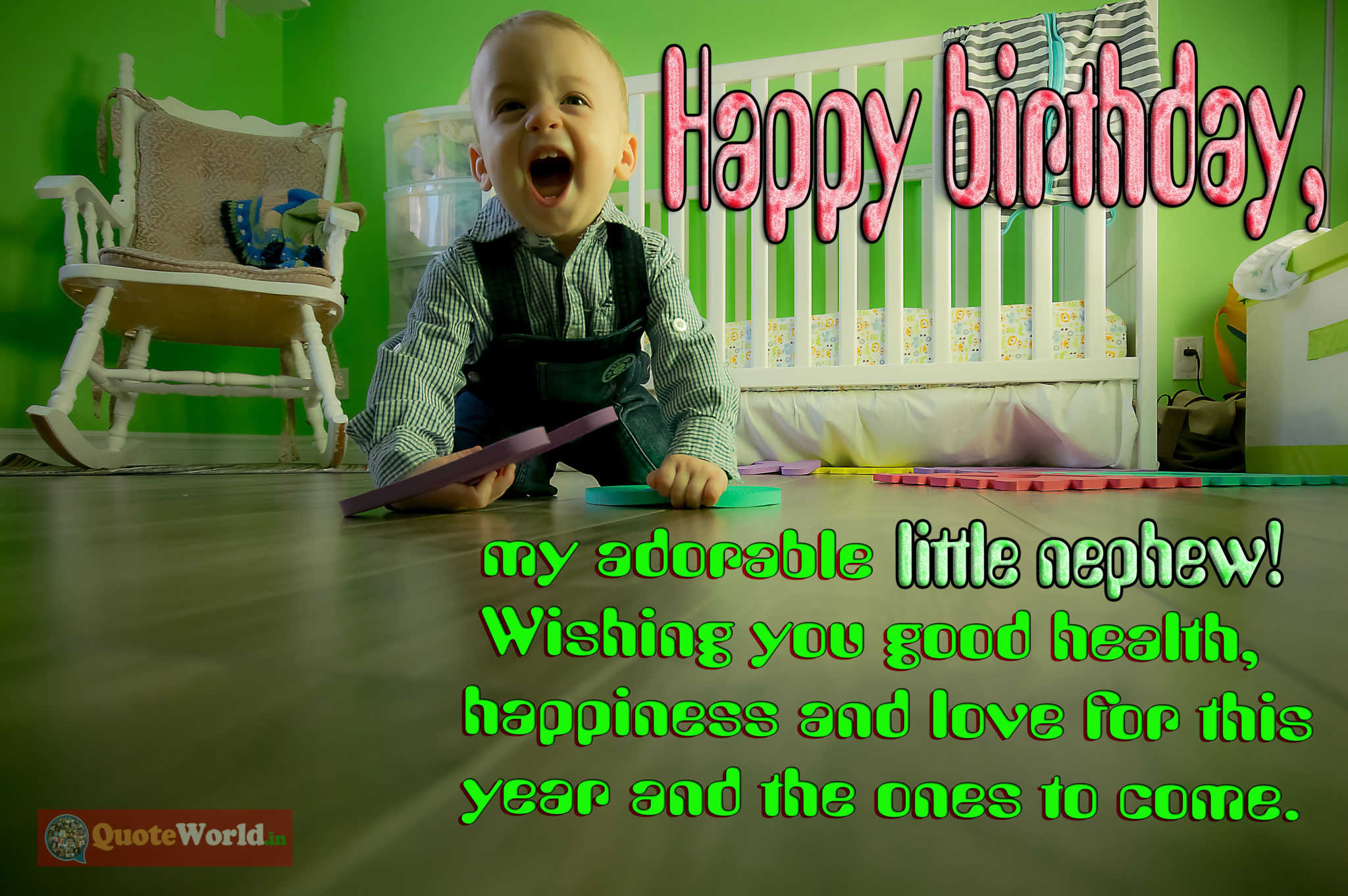 Images for birthday wishes for nephew in english