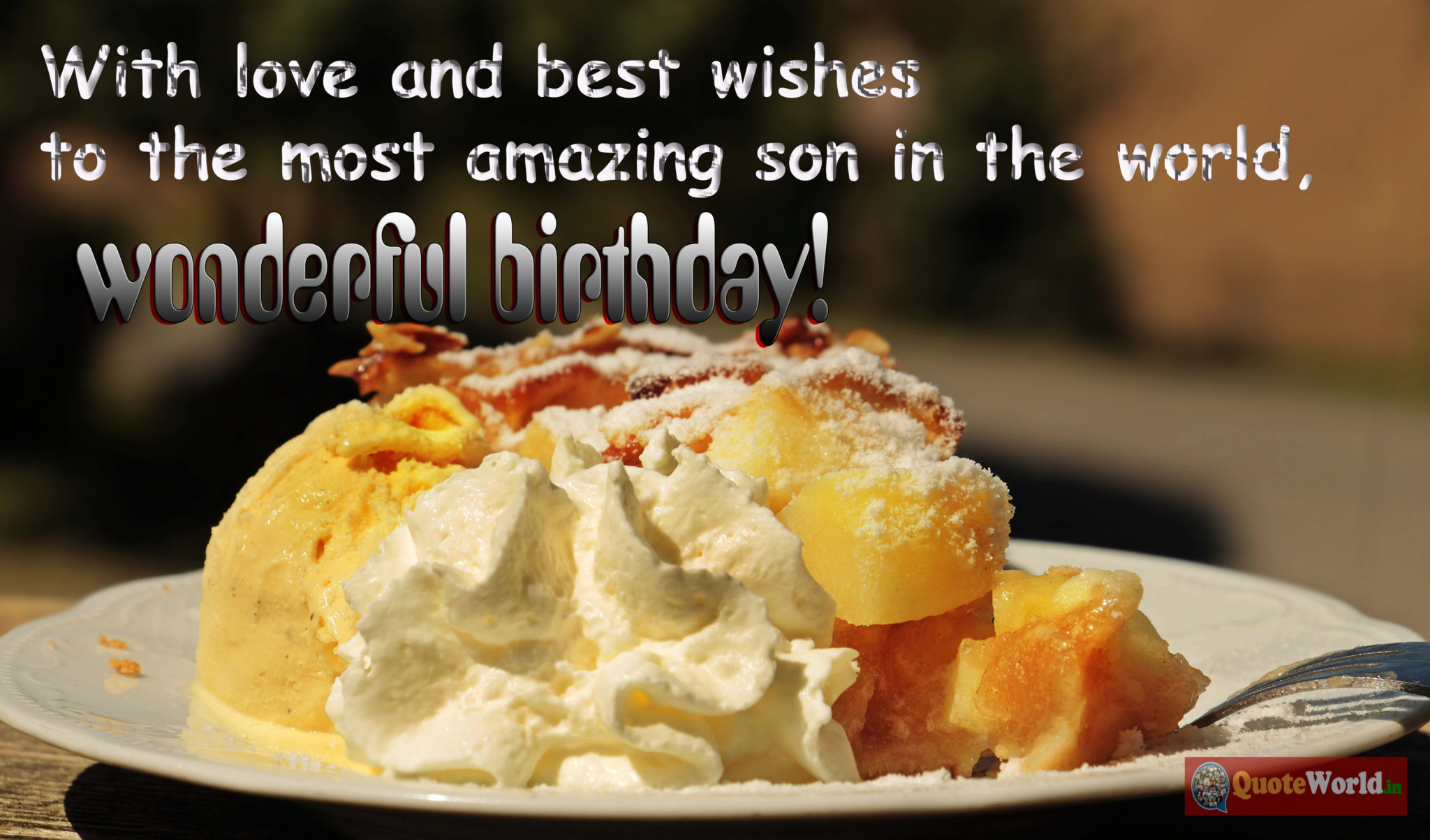birthday greetings for son