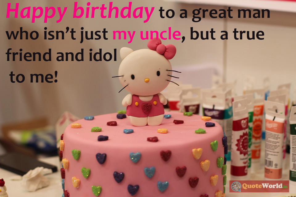 Best Birthday Wishes For Uncle With Pics Quotes Sms Greetings
