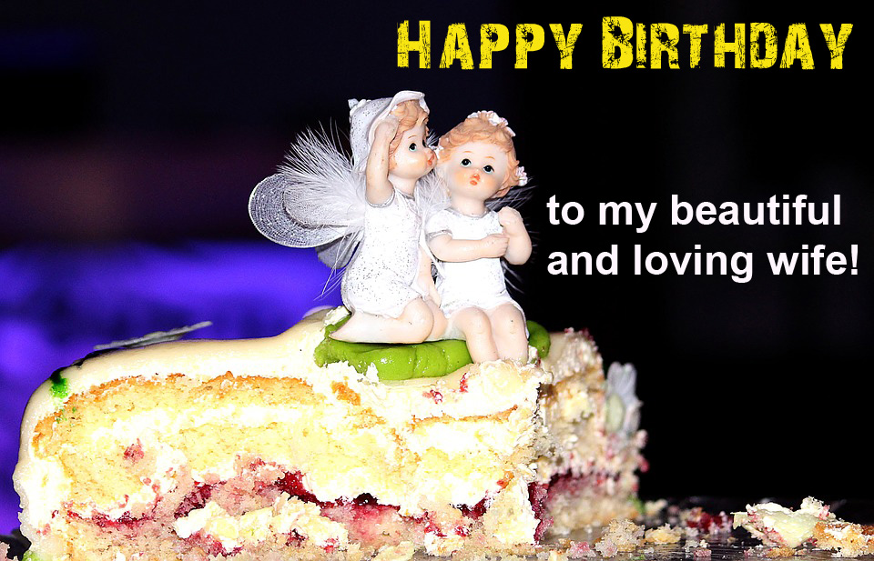 Images for Happy Birthday Wishes For Wife